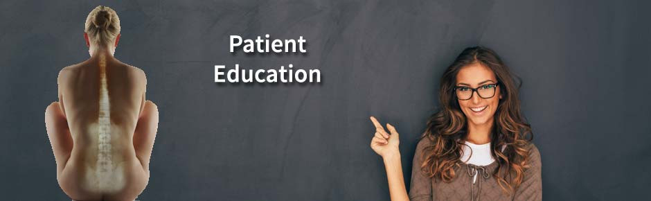 Patient Education Page Header