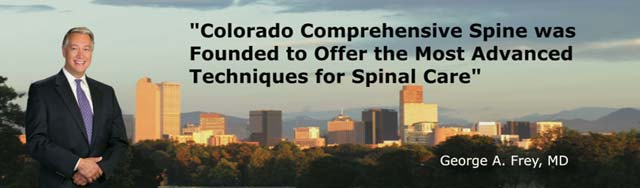Denver's Leading Spine Specialists